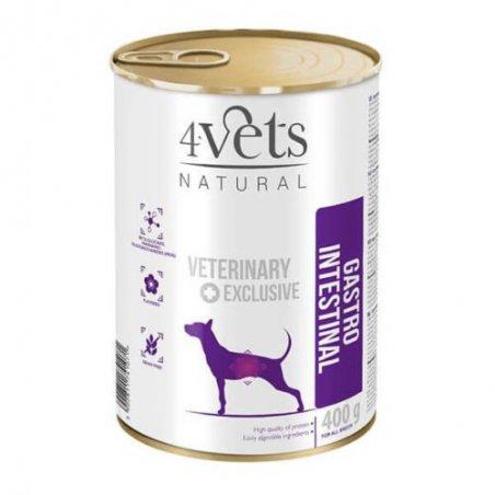 4Vets natural- Gastro Intestinal new dog 400 g
