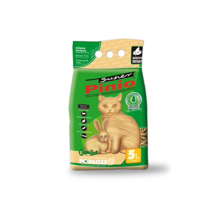 Benek - Super Pinio Zielona Herbata 10 l