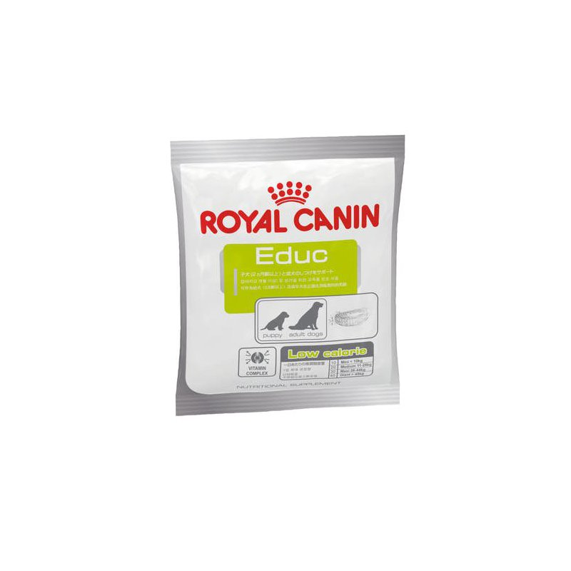 Royal Canin Nutrition Sup Dog Educ 50 g