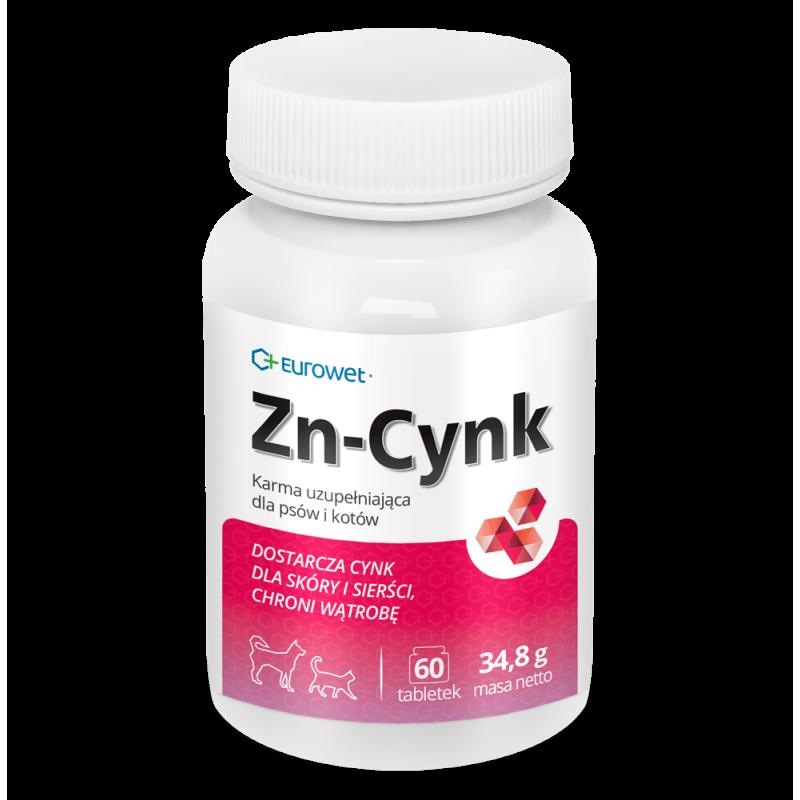 Zn-Cynk 60 tabletek