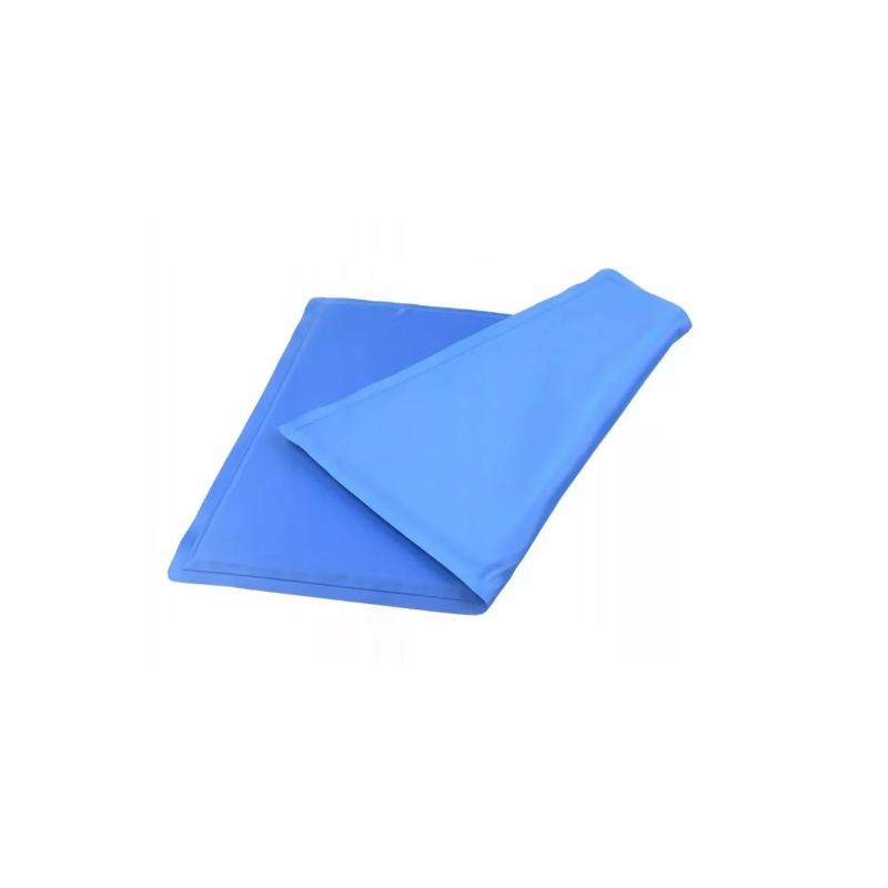 Mata chłodząca Niebieska M (50x40 cm)