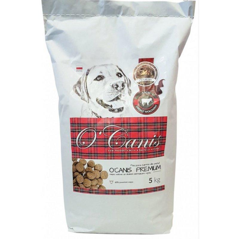 O'Canis Karma pieczona z wołowiną 5 kg