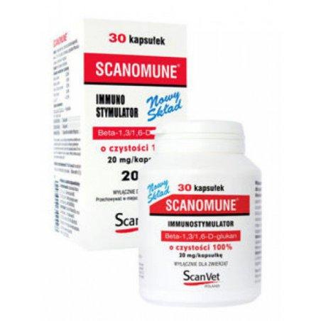 Scanomune 30 kaps.