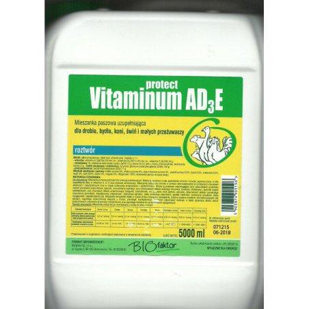 Vitaminum AD3E protect 5 l