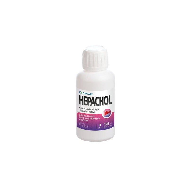 Hepachol dla psów i kotów 125 ml