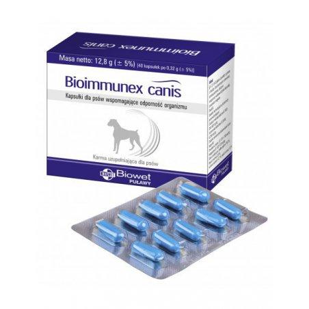 Bioimmunex Canis 40 kaps.