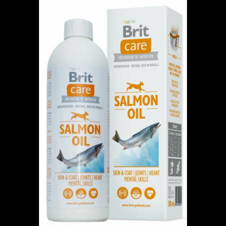 Brit Care Olej z łososia 500 ml
