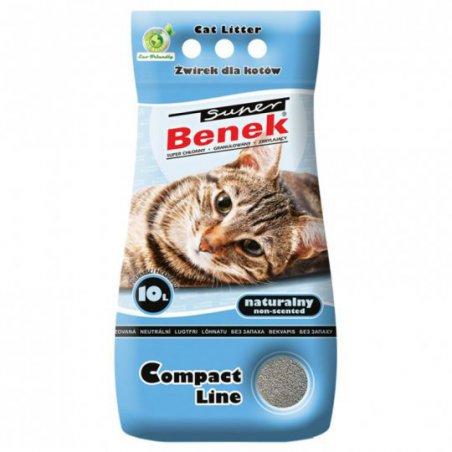 Benek - Super Compact Naturalny 10 l