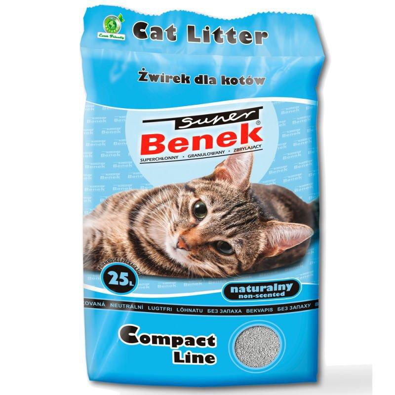 Benek - Super Compact Naturalny 25 l