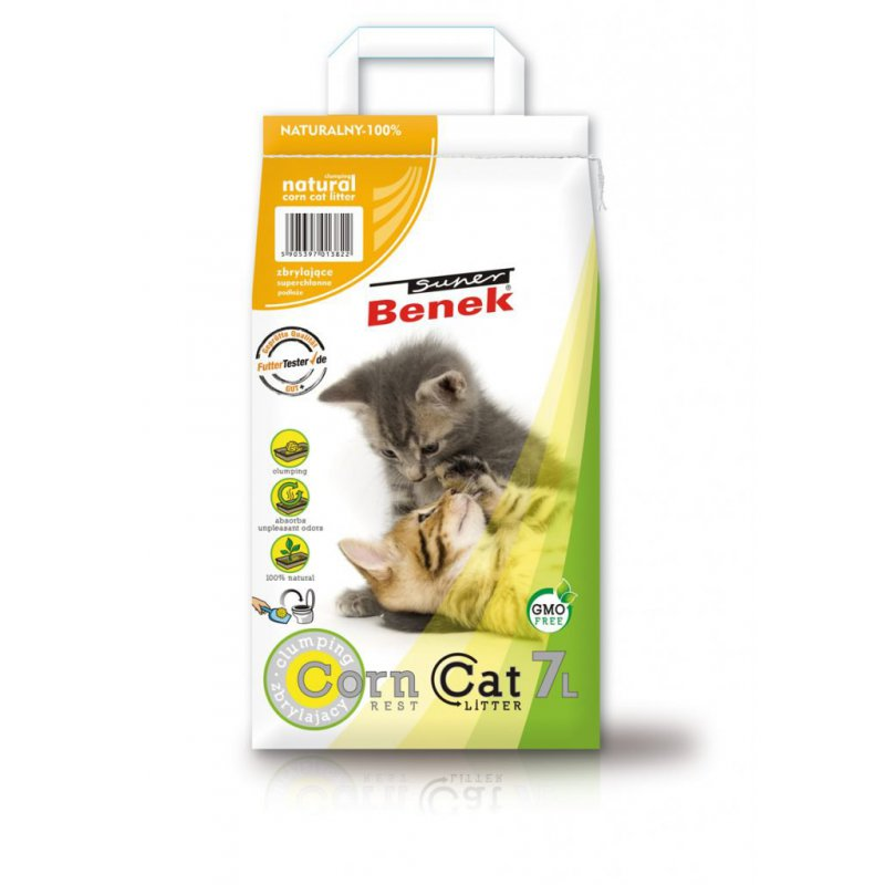 Benek - Super Corn Cat 7 l