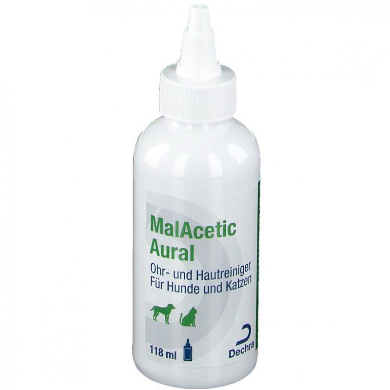 MalAcetic Aural 118 ml psy, koty