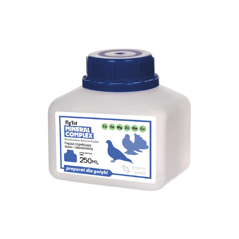FlyVet MINERAL COMPLEX 250 ml