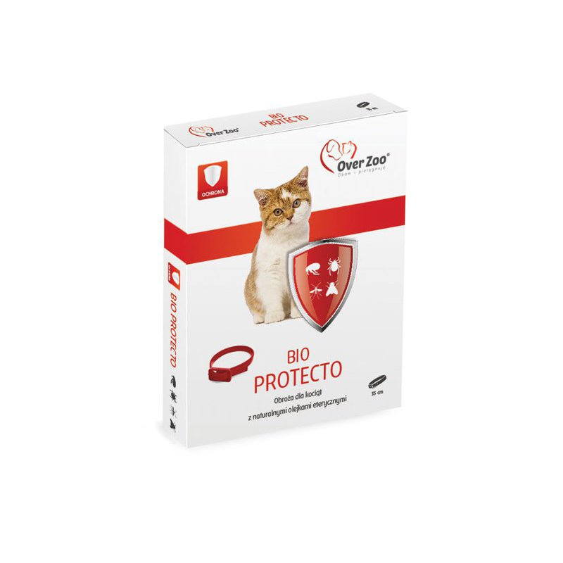 Obroża Bio Protecto Plus Kot 35 cm