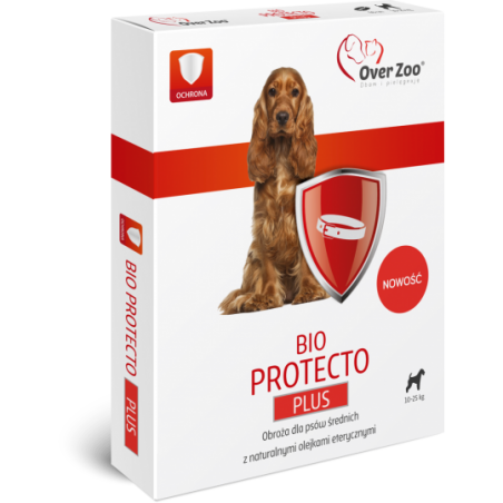 Obroża Bio Protecto Plus Psy 60 cm
