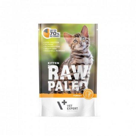 Raw Paleo Kitten Turkey 100g