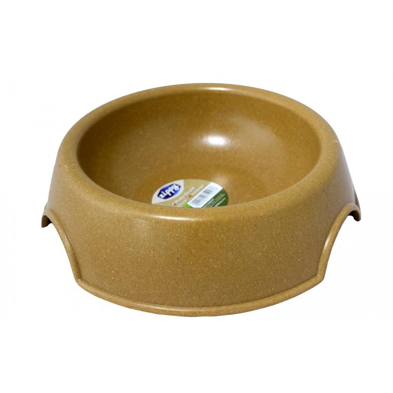 Miska dla psa S (500 ml) brąz zippy