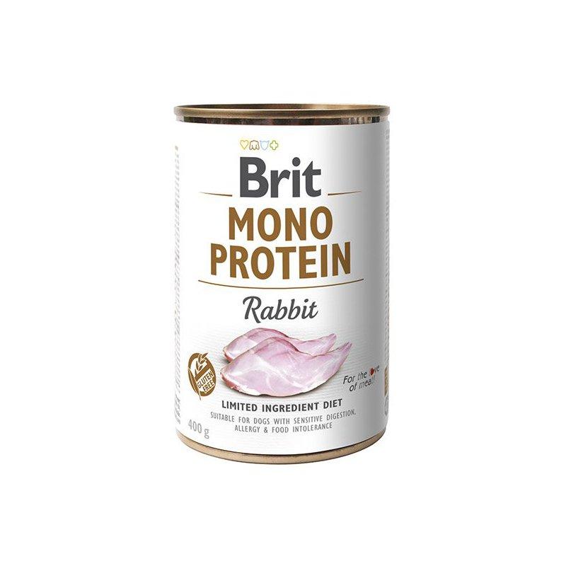 Brit Care Mono Protein Rabbit 400g