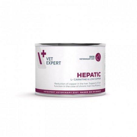 4T Vet.Diet Hepatic dog 200 g