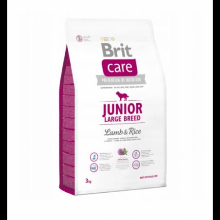 Brit Care Pies Junior Large Breed LambRice 3 kg